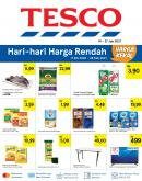 TESCO catalogue  - 14 January 2021 - 28 January 2021.