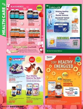 Watsons catalogue  - 26 January 2021 - 01 March 2021.