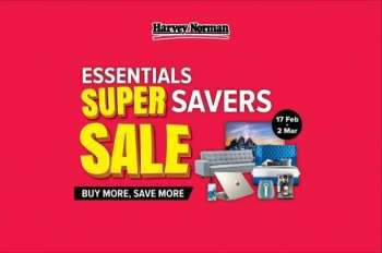 Iklan Harvey Norman