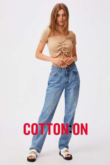COTTON:ON promotion