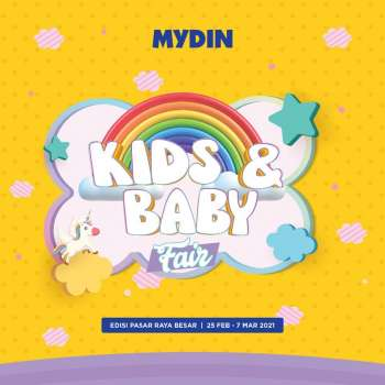 Mydin catalogue  - 25 February 2021 - 07 March 2021.
