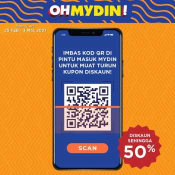 Mydin catalogue  - 25 February 2021 - 03 March 2021.