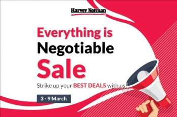 Iklan Harvey Norman - 03.03.2021 - 09.03.2021.
