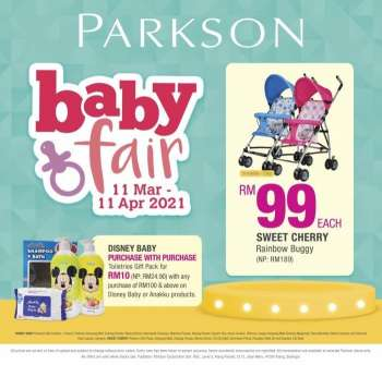 Parkson catalogue  - 11 March 2021 - 11 April 2021.