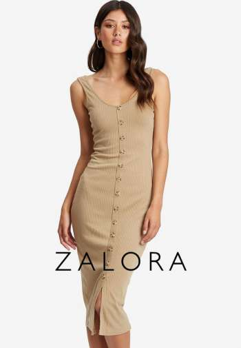 Zalora catalogue .