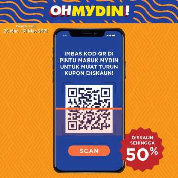 Mydin catalogue  - 25 March 2021 - 31 March 2021.
