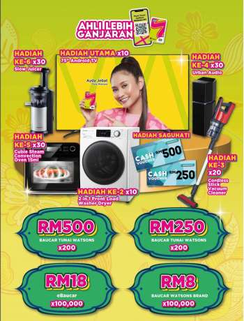 Watsons catalogue  - 06 April 2021 - 26 May 2021.