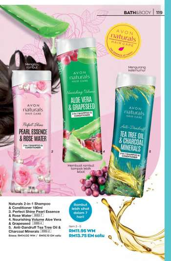 Avon catalogue  - 01 April 2021 - 30 April 2021.