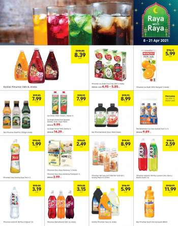 TESCO catalogue  - 08 April 2021 - 21 April 2021.