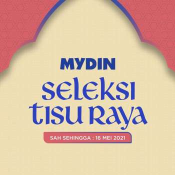 Mydin catalogue  - 11 April 2021 - 16 May 2021.