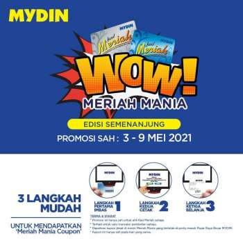 Mydin catalogue  - 03 May 2021 - 09 May 2021.