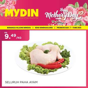 Mydin catalogue  - 07 May 2021 - 09 May 2021.