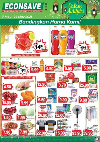 Econsave catalogue  - 07 May 2021 - 14 May 2021.