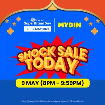 Mydin catalogue  - 08 May 2021 - 10 May 2021.