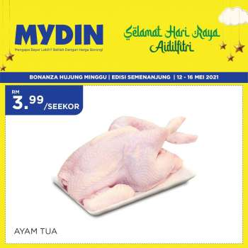 Mydin catalogue  - 12 May 2021 - 16 May 2021.