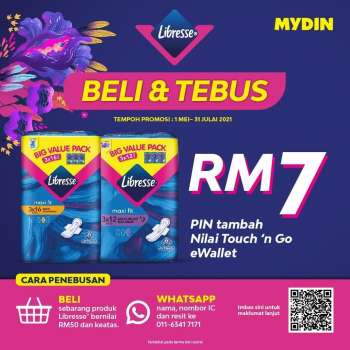 Mydin catalogue  - 01 May 2021 - 31 July 2021.
