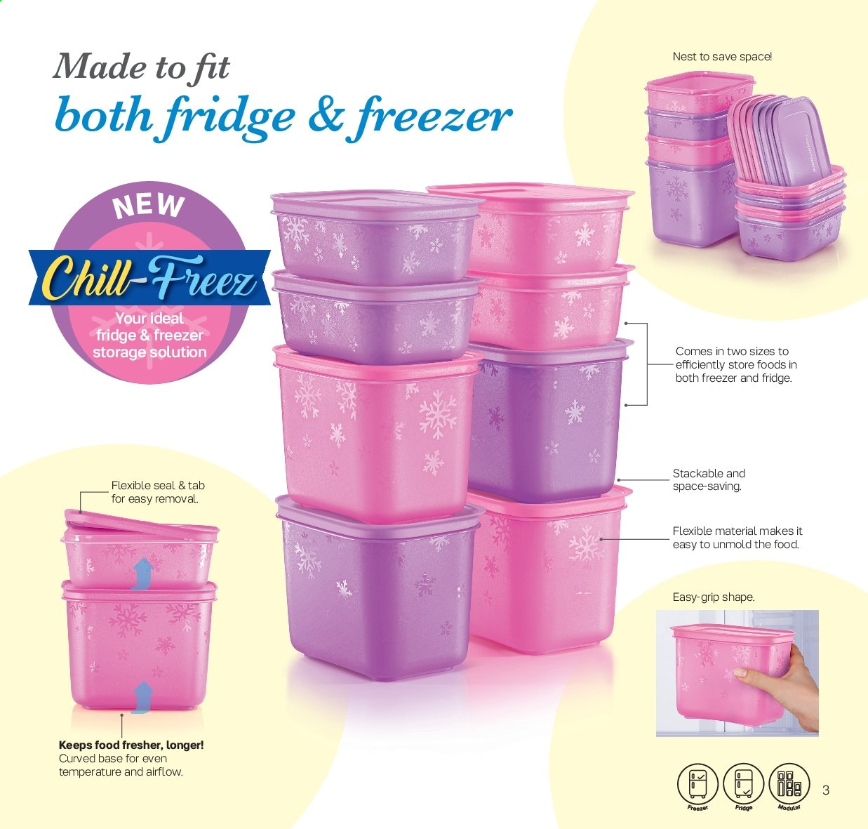 Iklan TupperwareBrands - 01.07.2019 - 31.07.2019. Halaman 3.
