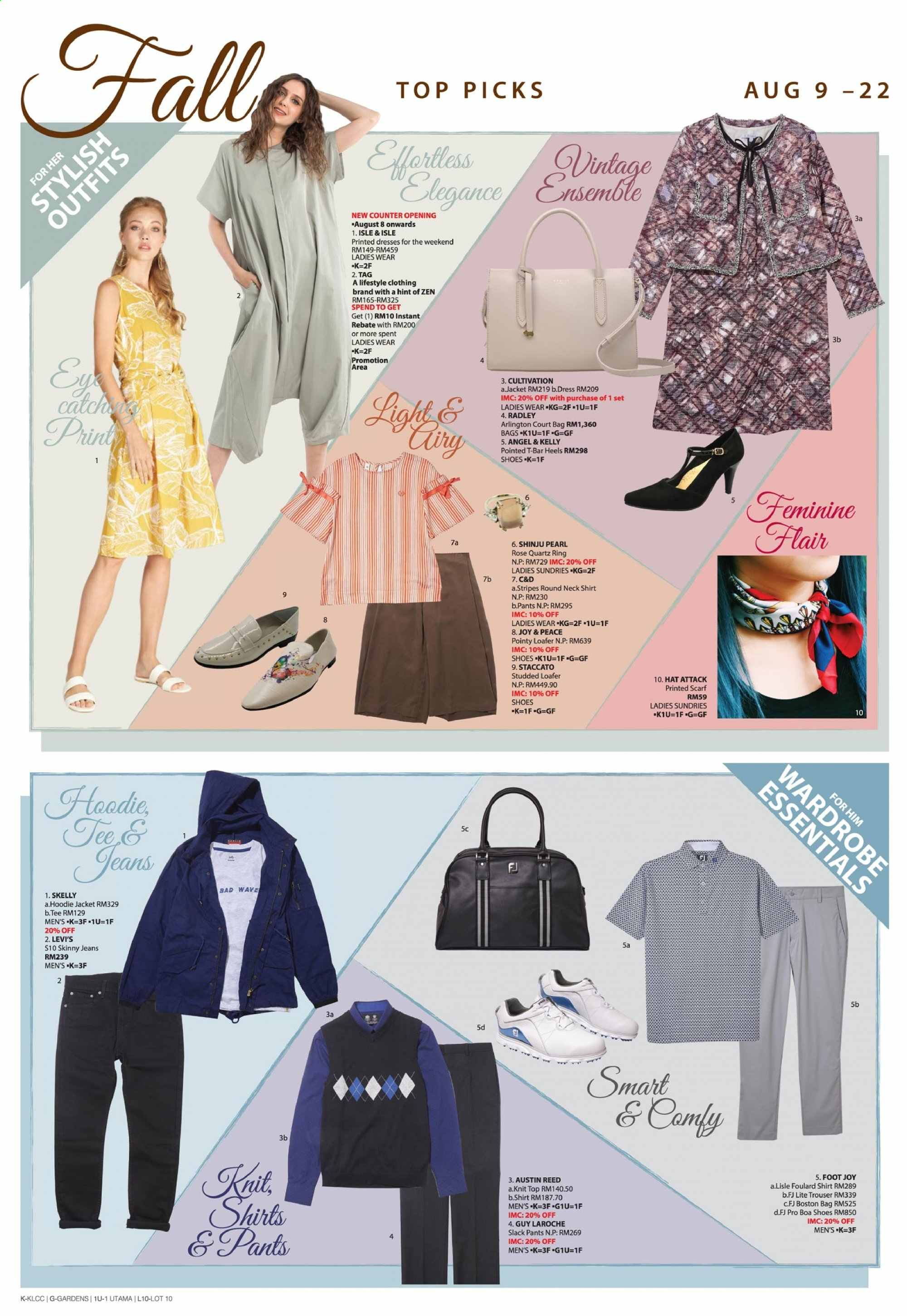 Isetan Promotion 09 August 2019 22 August 2019 Page 2 My Katalog