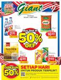 Giant catalogue  - 22 August 2019 - 04 September 2019.