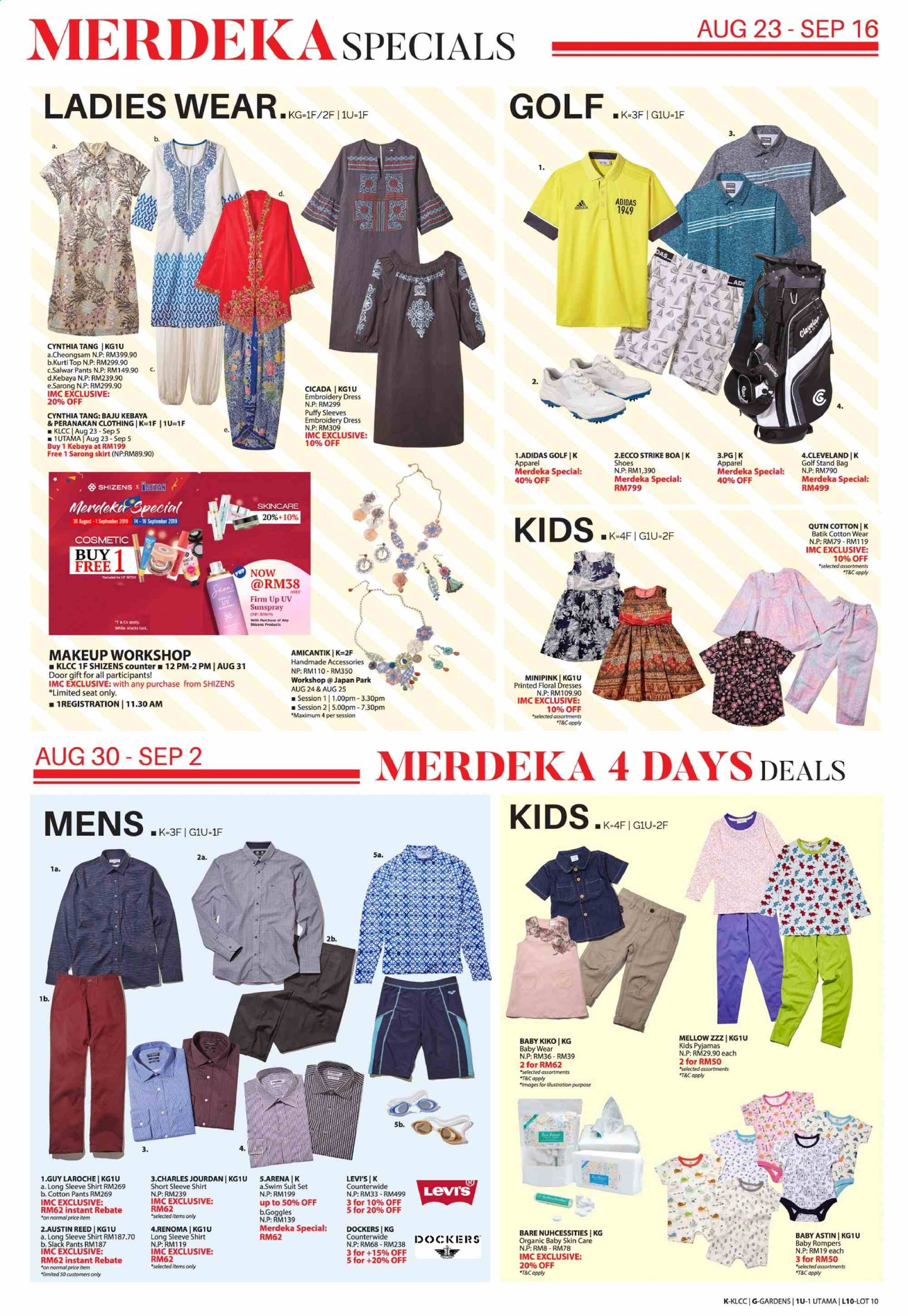 Isetan Promotion 23 August 2019 16 September 2019 Page 4 My Katalog