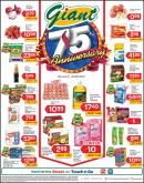 Giant catalogue  - 21 September 2019 - 22 September 2019.