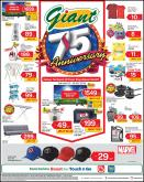 Giant catalogue  - 27 September 2019 - 29 September 2019.