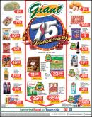 Giant catalogue  - 28 September 2019 - 29 September 2019.