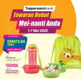 Iklan TupperwareBrands - 01.05.2020 - 07.05.2020.