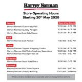Iklan Harvey Norman.
