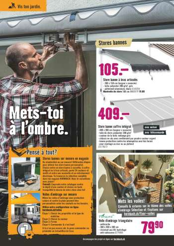 Catalogue Hornbach - 28.4.2021 - 26.5.2021.