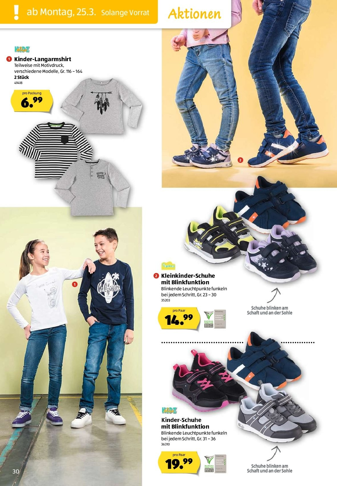 best loved d2225 edb18 Aldi Prospekt 21.3.2019 - 27.3.2019 | Rabatt-kompass.ch