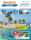 Catalogue Migros Ferien - 1.9.2019 - 30.4.2020.