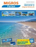 Catalogue Migros Ferien - 1.1.2020 - 31.10.2020.