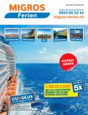 Catalogue Migros Ferien - 1.3.2020 - 31.10.2020.