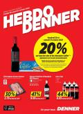 Catalogue Denner - 27.10.2020 - 2.11.2020.