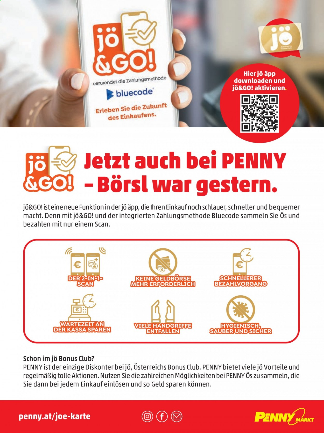 Angebote Penny. Seite 66.