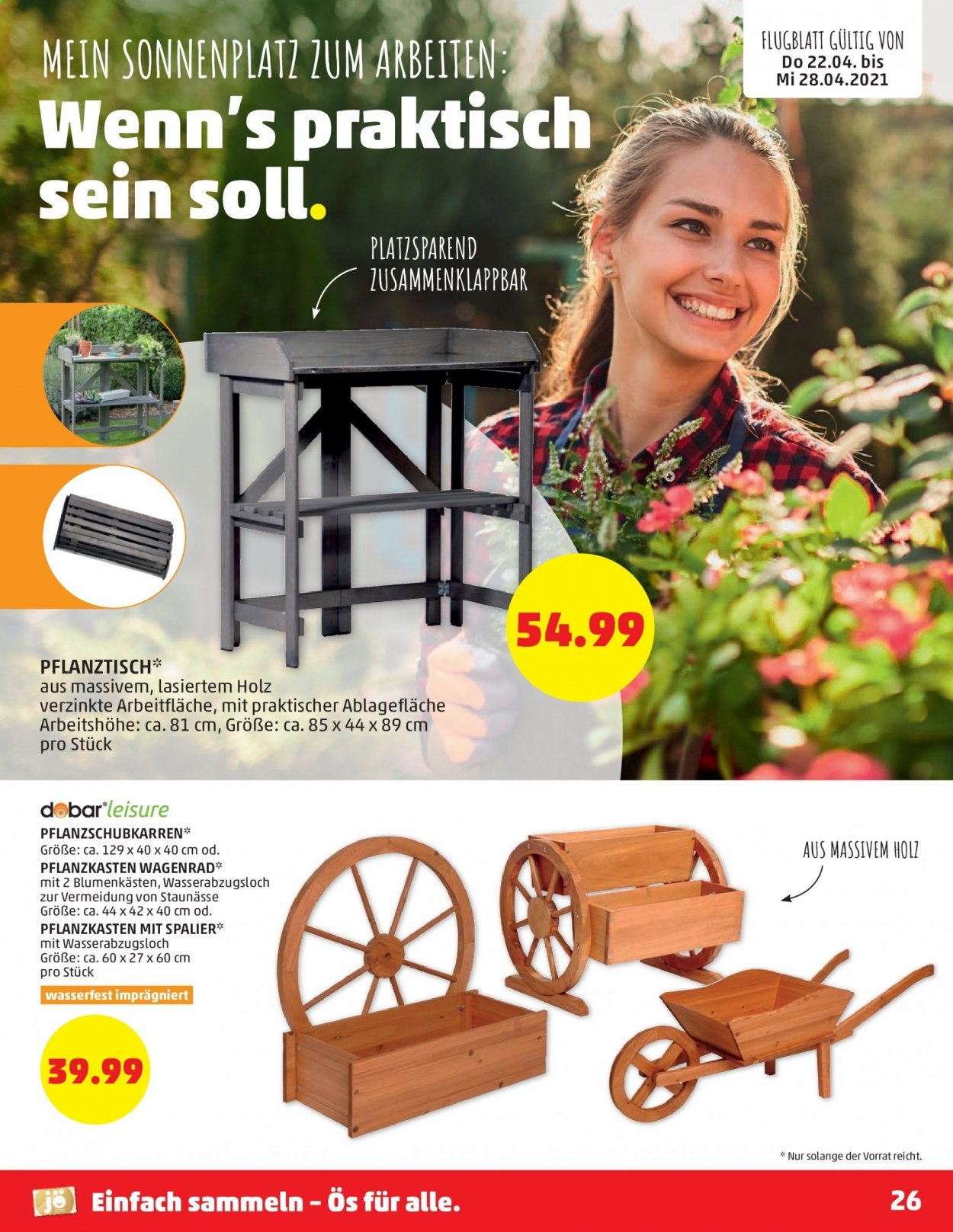 Angebote Penny - 22.4.2021 - 28.4.2021. Seite 26.