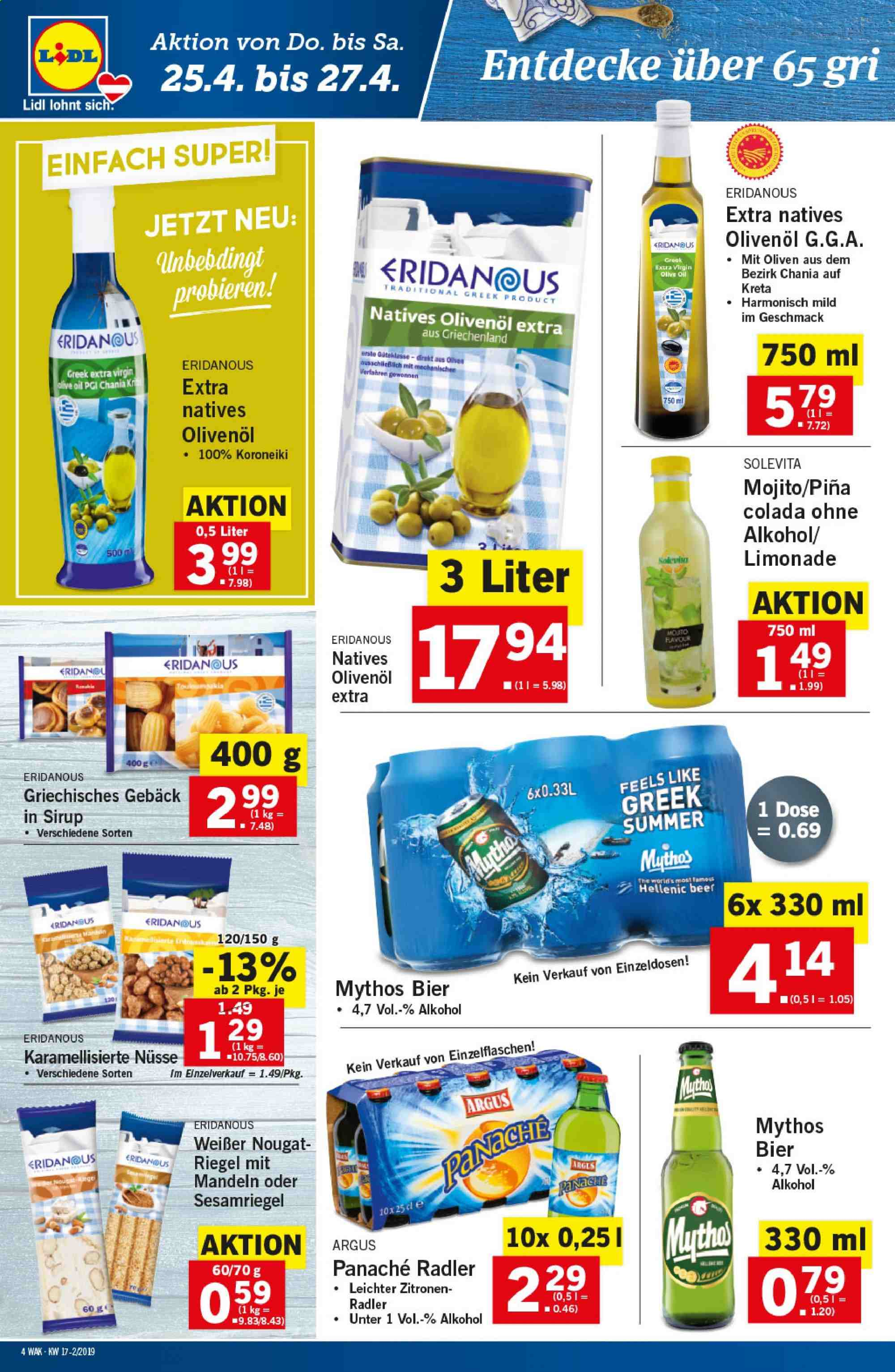 Angebote Lidl - 25.4.2019 - 30.4.2019. Seite 4.