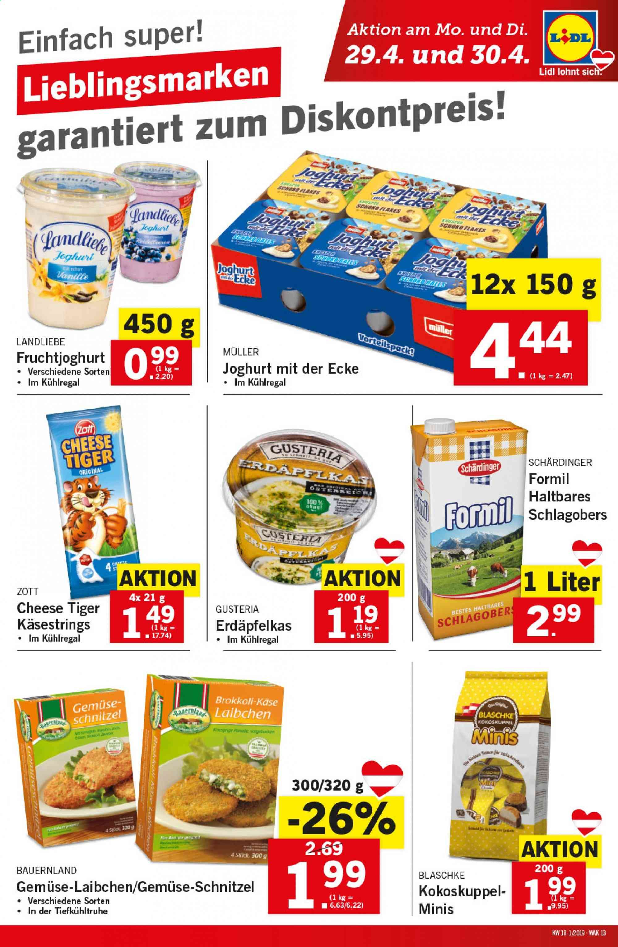 Angebote Lidl - 25.4.2019 - 30.4.2019. Seite 13.