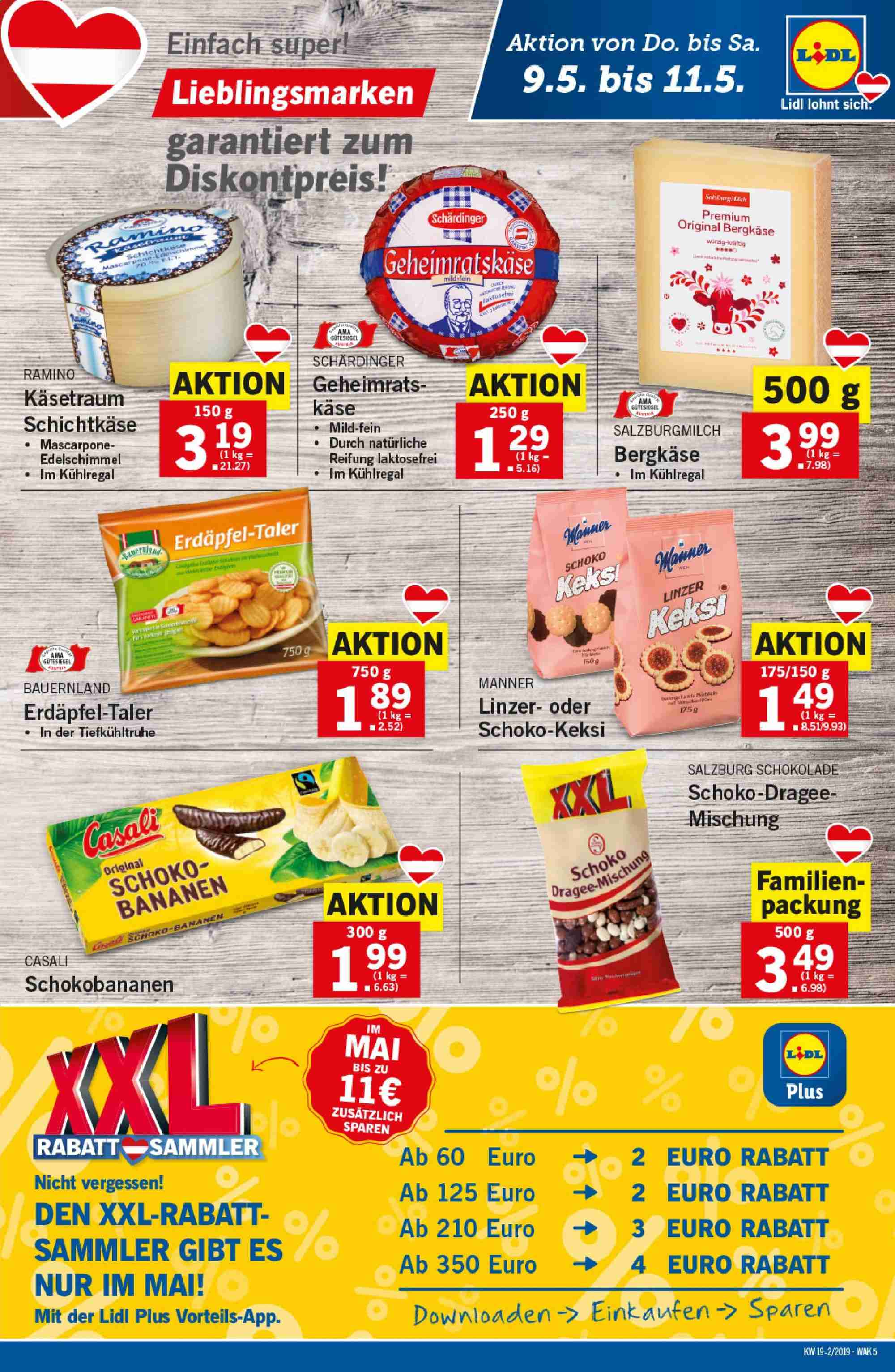 Angebote Lidl - 9.5.2019 - 15.5.2019. Seite 5.