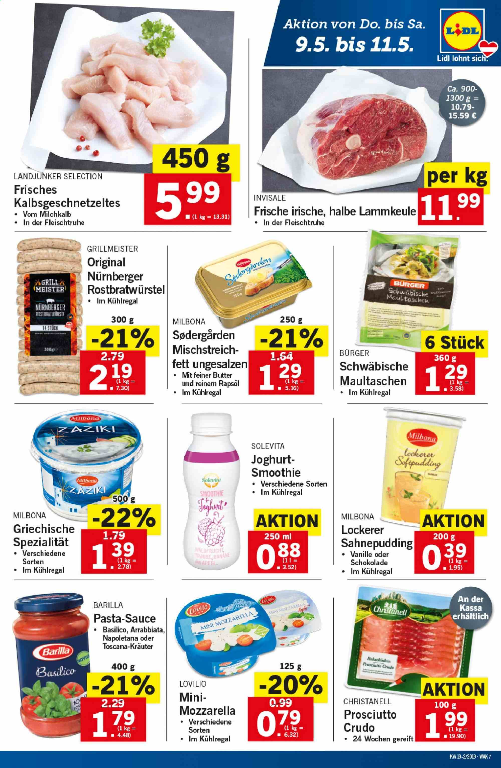 Angebote Lidl - 9.5.2019 - 15.5.2019. Seite 7.