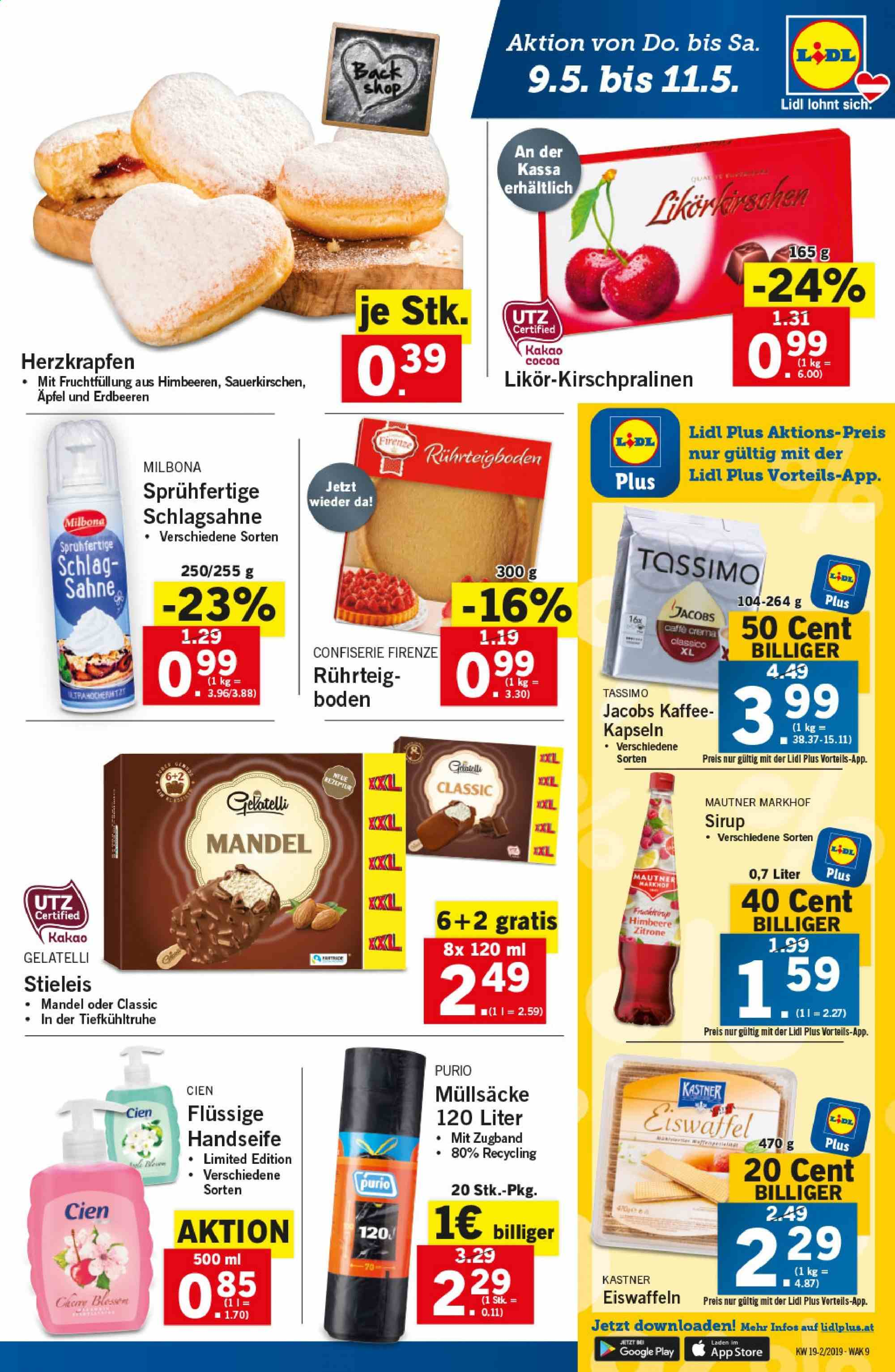 Angebote Lidl - 9.5.2019 - 15.5.2019. Seite 9.