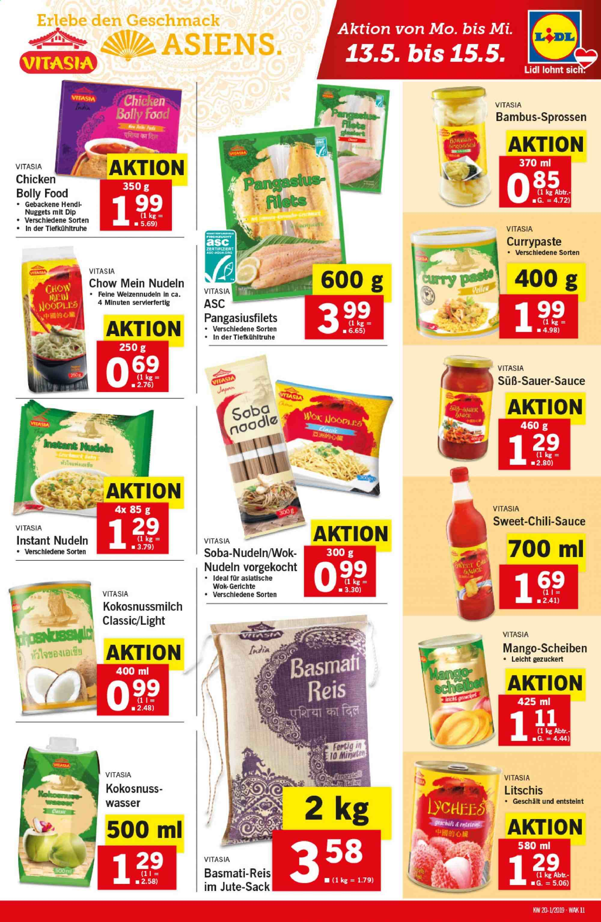 Angebote Lidl - 9.5.2019 - 15.5.2019. Seite 11.