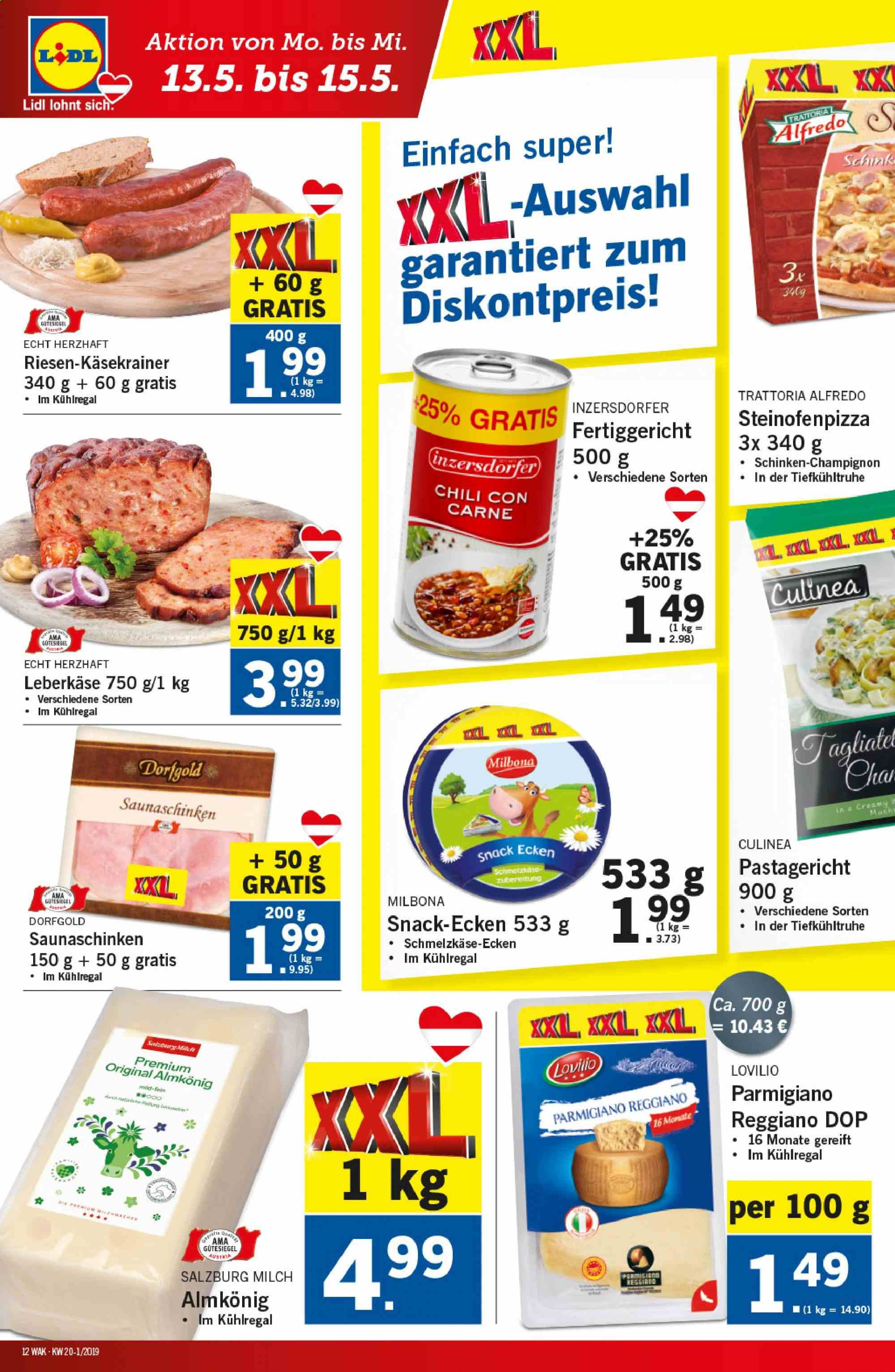 Angebote Lidl - 9.5.2019 - 15.5.2019. Seite 12.
