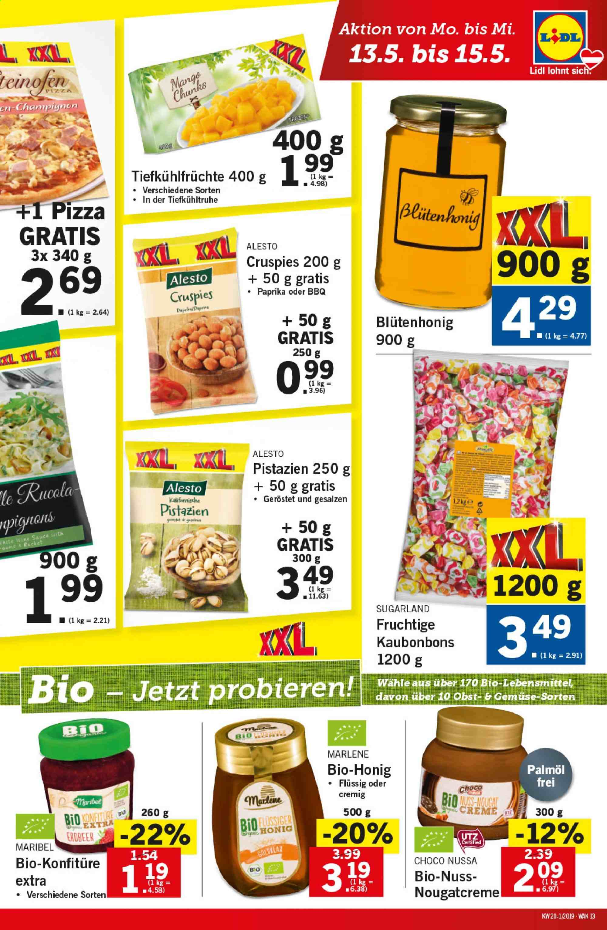 Angebote Lidl - 9.5.2019 - 15.5.2019. Seite 13.