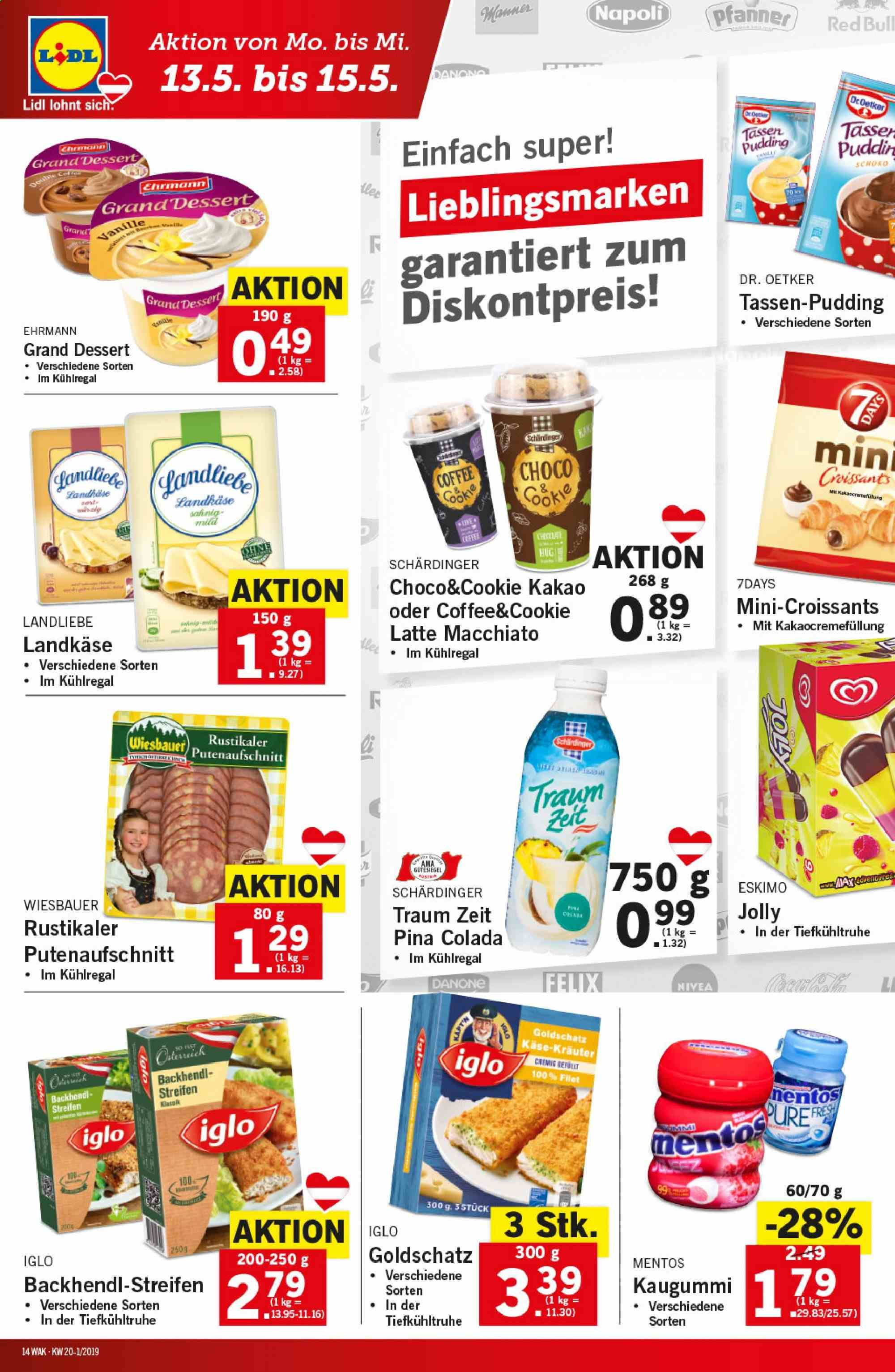 Angebote Lidl - 9.5.2019 - 15.5.2019. Seite 14.