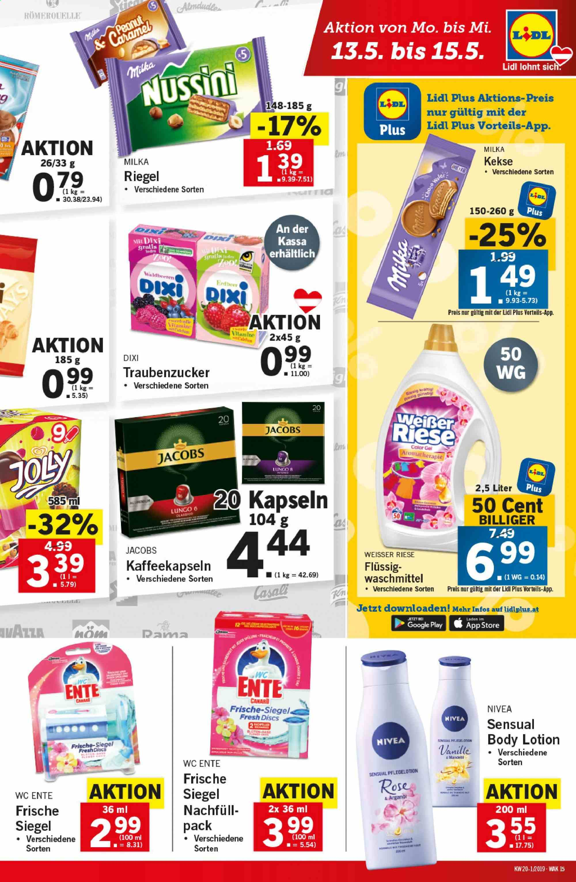 Angebote Lidl - 9.5.2019 - 15.5.2019. Seite 15.