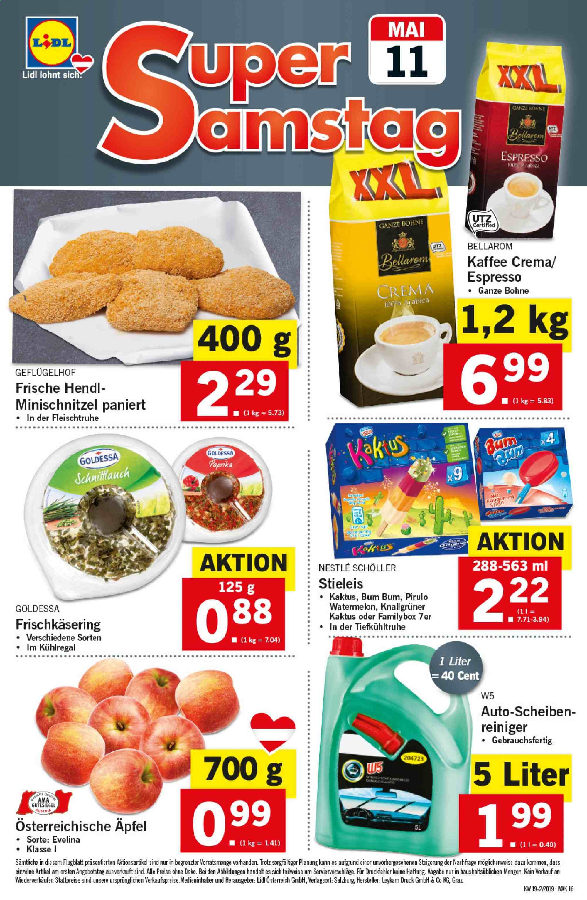 Angebote Lidl - 9.5.2019 - 15.5.2019. Seite 16.