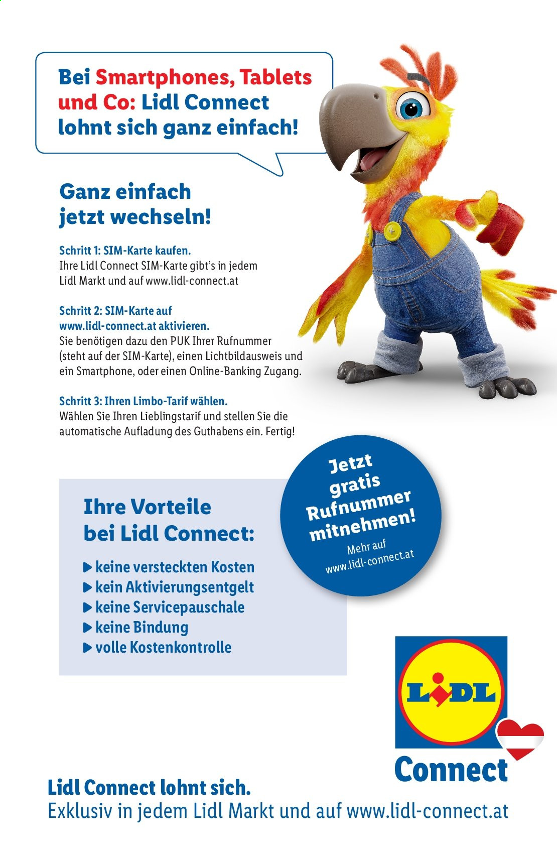 Angebote Lidl. Seite 4.