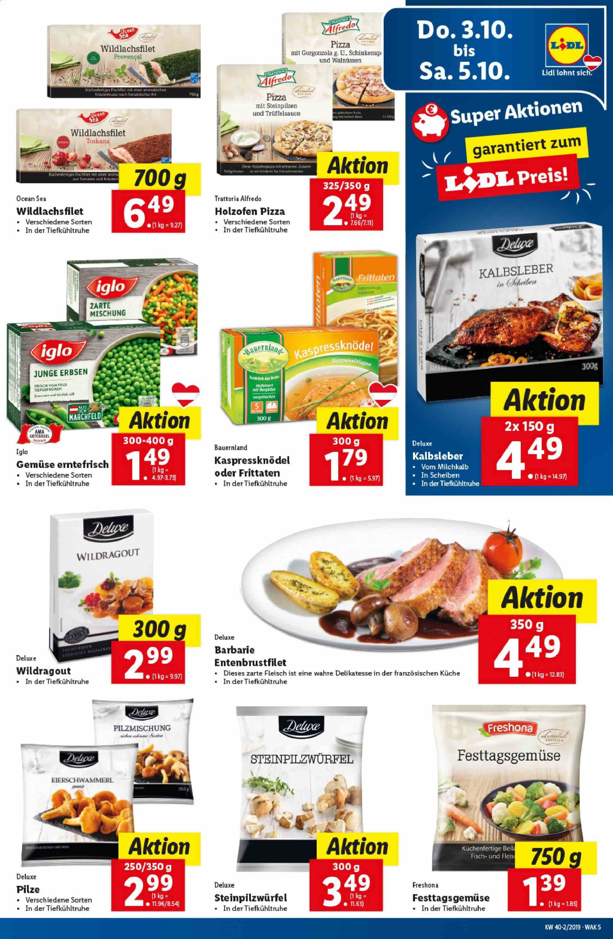 Angebote Lidl - 3.10.2019 - 9.10.2019. Seite 5.